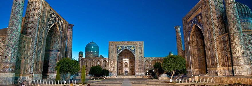 Les perles d'Ouzbékistan
