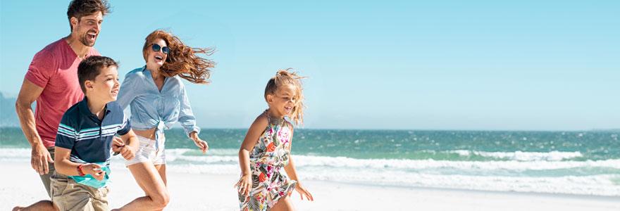 vacances inoubliables avec vos enfant